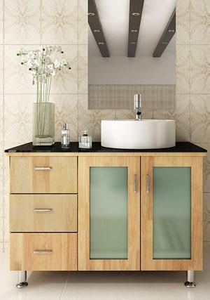 Modern Bathroom Vanities and Cabinets - Bathgems - designer bathroom vanities