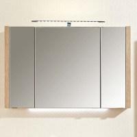 Lardo 1000 Mirror Cabinet 3 Door Buy Online at Bathroom City