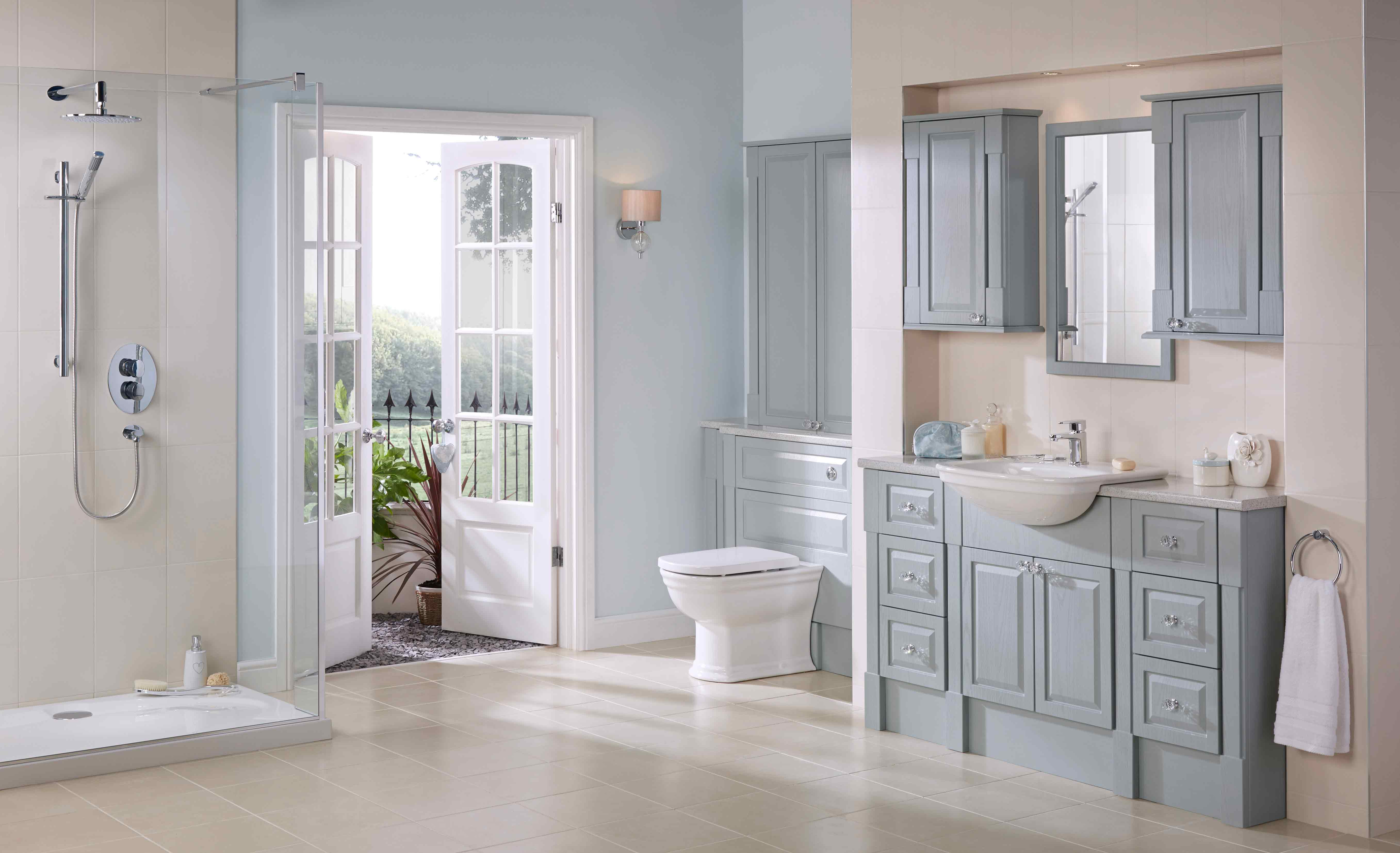 Fitted bathroom prices in bickershaw