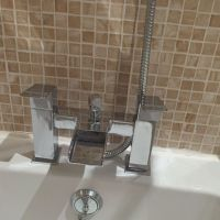 Mosaic Effect Bathroom Wall Panels From The Bathroom Marquee