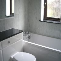 PVC Bathroom Wall Panels From The Bathroom Marquee