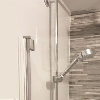 Neptune White Gloss Shower Panels from The Bathroom Marquee