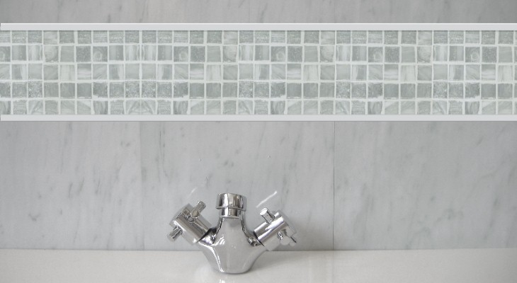 Mosaic Wall Tile Borders