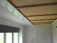 Installation - Ceiling Panels With Battens - The Bathroom ...