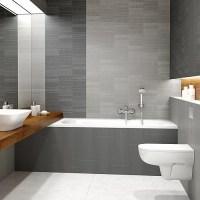 Modern Decor Silver Mosaic Bathroom Wall Panels - The ...