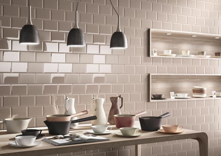Peinture carrelage de cuisine - Idées de travaux - Peinture Pour Carrelage De Cuisine