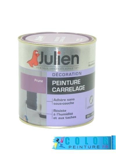 Peinture carrelage julien - Idées de travaux - Peinture Julien Sous Couche