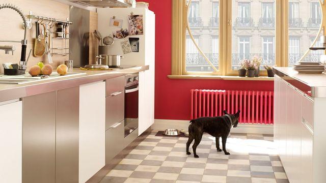 Peinture pour carrelage cuisine plan travail - Idées de travaux - Peinture Pour Carrelage De Cuisine
