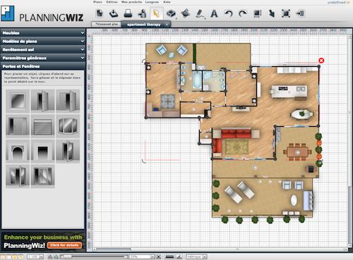 Logiciel dessiner un plan de maison - Idées de travaux - Logiciel Pour Maison D