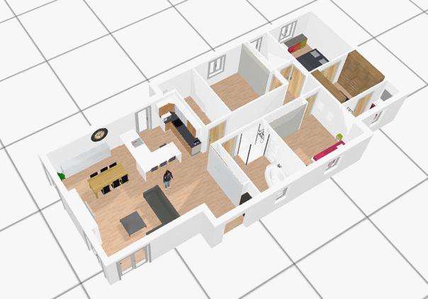 Logiciel gratuit pour plan de maison 3d - Idées de travaux - Logiciel De Plan De Maison 3d Gratuit