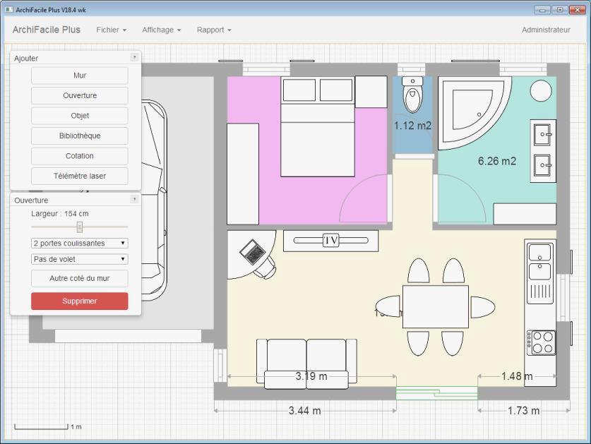 Application pour faire un plan de maison - Idées de travaux - Faire Un Plan De Maison