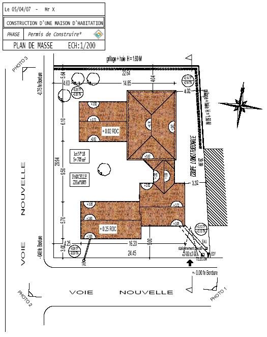 Comment lire un plan de construction de maison - Idées de travaux - Lire Un Plan De Maison