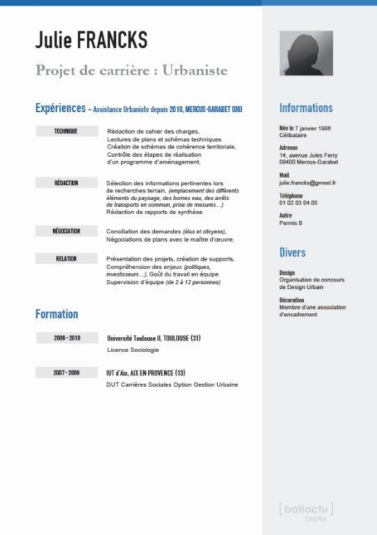 competence cv immobilier