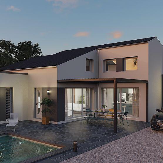 Logiciel d\u0027architecture 3D pour les professionnels de la - Logiciel Pour Maison D