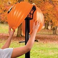 Lamplighters Outdoor Lamp Post Globe - Pumpkin - Buy Now