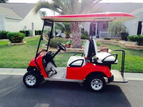 2010 Zone Spark NEV-48EX Golf Cart Street Legal - Battery Pete