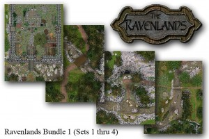 Ravenlands Map Pack 1