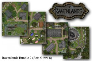Ravenlands Map Pack 2