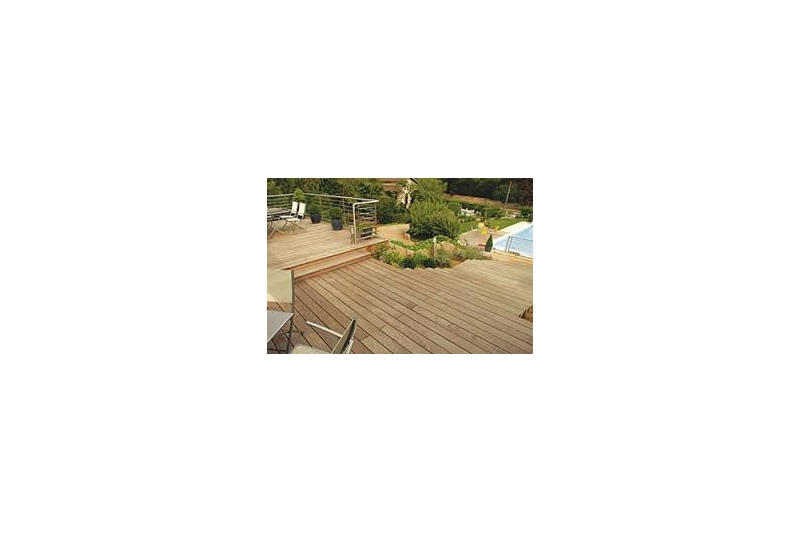 Amazing Lame Terrasse Bois Acacia Robinier 22100mm 12m A 240m ...