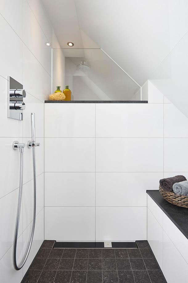 Bad unter der Dachschräge - Bad, Badezimmer, Dusche und Whirlpool - badezimmer nur mit dusche