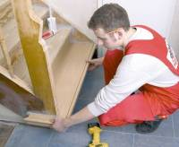 Treppensanierung: Stufen aus Holz aufarbeiten
