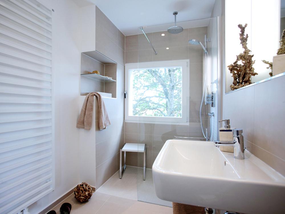 Kleine Bäder gestalten ▷ Tipps \ Tricks füru0027s kleine Bad - bauende - badezimmer 8 qm