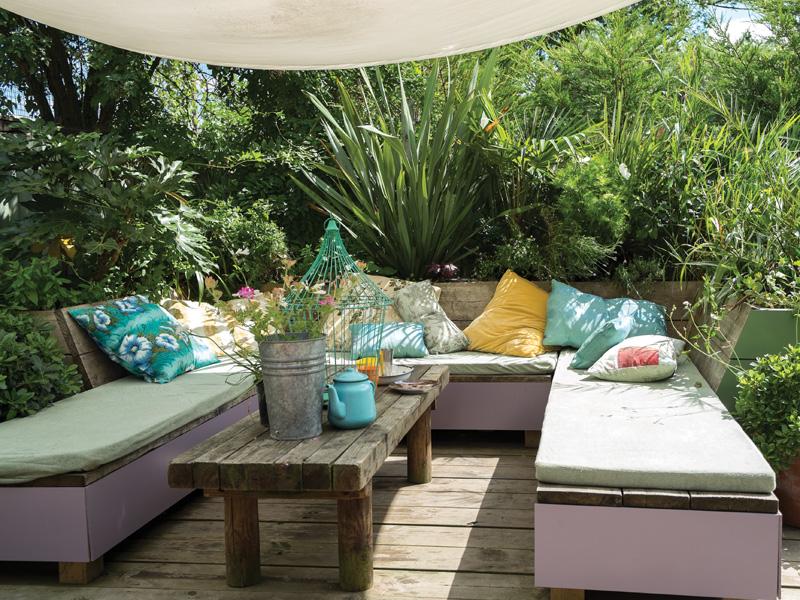 Kleiner Garten, große Wirkung - bauende - garten gestalten bilder