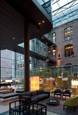 Conservatorium Hotel in Amsterdam