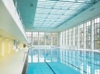 Hallenbad City in Zrich | Glas | Sport/Freizeit | Baunetz ...