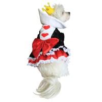 Alice in Wonderland's Queen of Hearts Halloween Dog ...