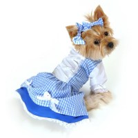 Dorothy Dog Costume by Anit | BaxterBoo
