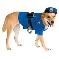 Police Dog Halloween Costume