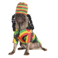 Rasta Dog Costume by Rubies Costumes | BaxterBoo