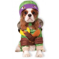 Teenage Mutant Ninja Turtle Dog Costume - Donatello ...