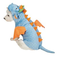 Dimple Dragon Halloween Dog Costumes - Blue | BaxterBoo