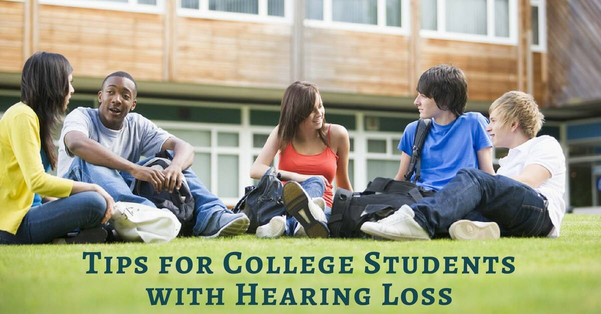 Tips Students with Hearing Loss Bay Area Hearing Pinole