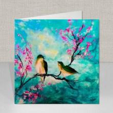 Love Birds - Moy Mackay