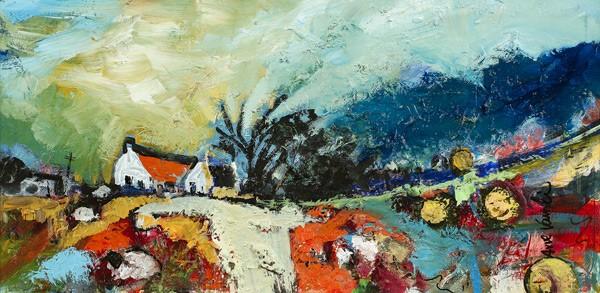 Working the Land - Arie Vardi