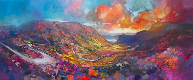 Applecross Path by Scott Naismith
