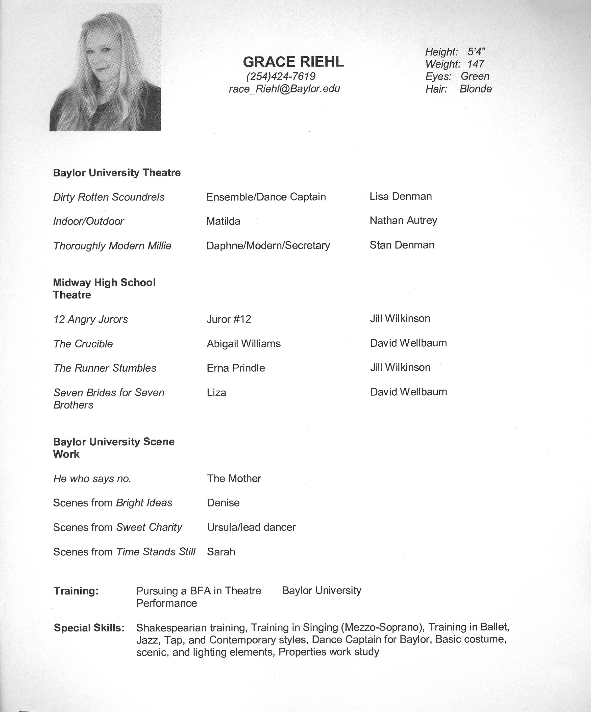 resume builder for dancers sample customer service resume resume builder for dancers dancer resume samples visualcv resume samples database resume sample theatre examples of