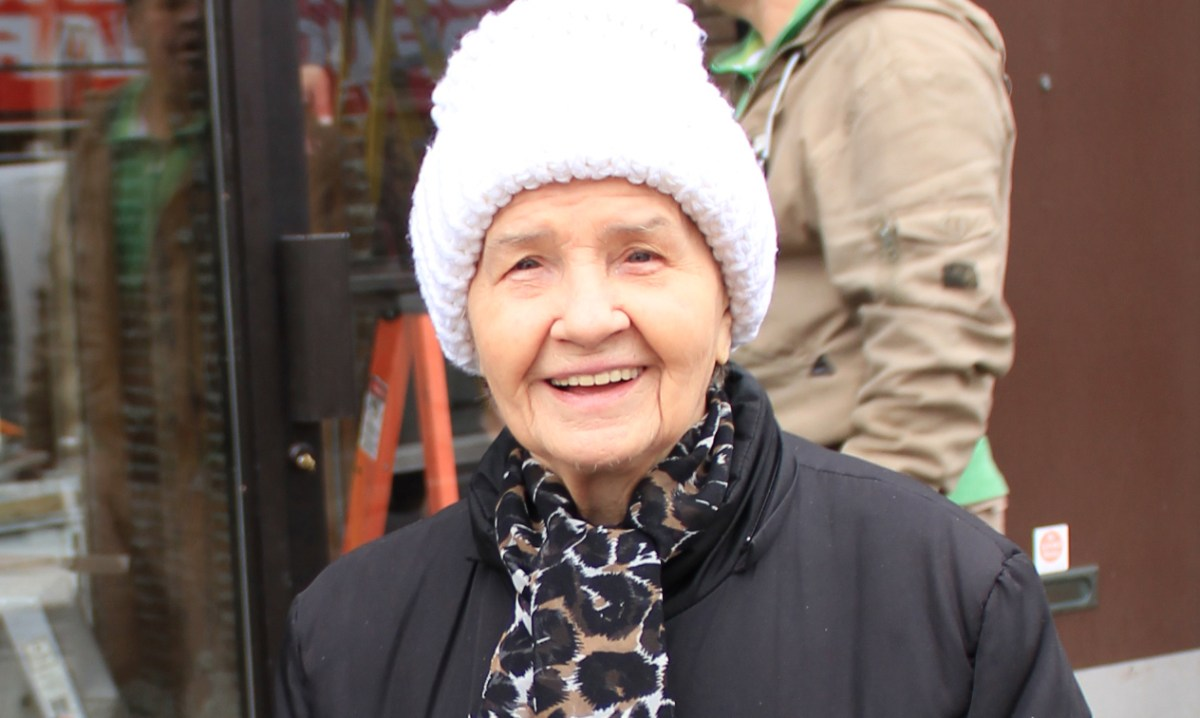 One of Bayview's great personalities, Marie Pyzyna,  is gone