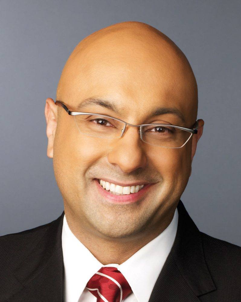 Ali Velshi to join MSNBC lineup starting immediately
