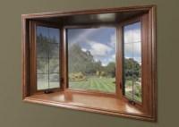 Bay Window Interior - Design Decoration