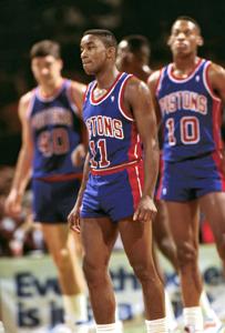 All-Time Detroit Pistons