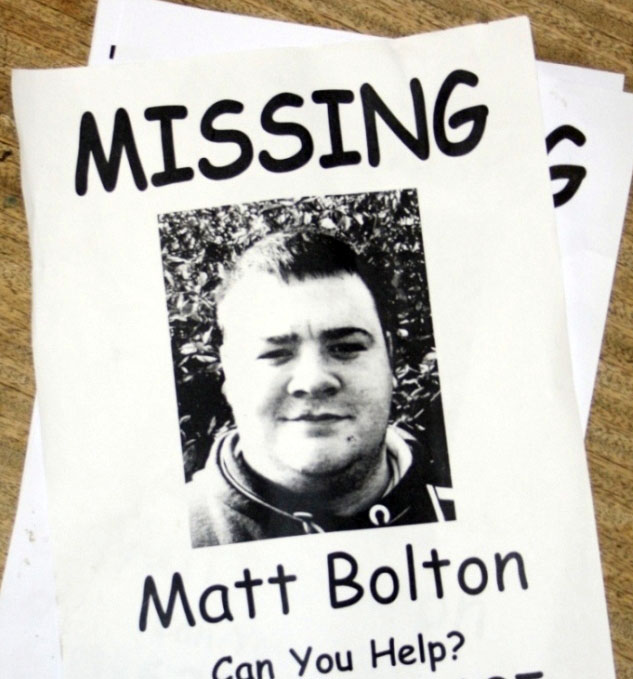 Funny Missing Person Poster 25 funny lost and found signs - funny missing person poster