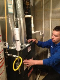 NEW FURNACE INSTALLATION   B&B Heating and Cooling
