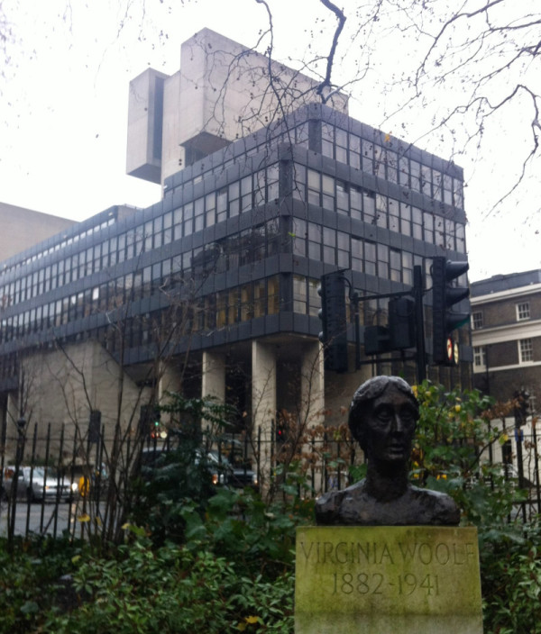 modernism in bloomsbury image