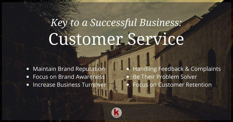Importance of Customer Service in a Business