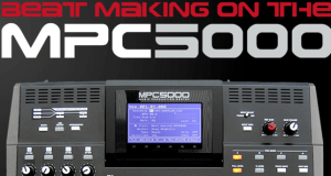 BOOK REVIEW: Beat Making on the MPC5000