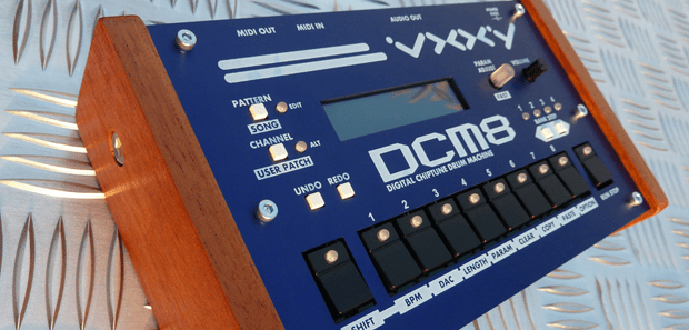 VXXY DCM8 Tabletop Synth
